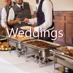Northwest bbq catering weddings