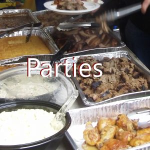Northwest bbq catering parties