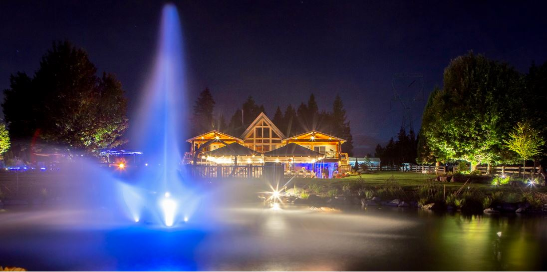 Northwest wedding venues - The Cary Gardens